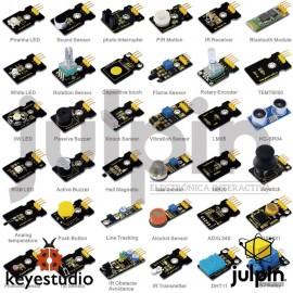 Nuevo kit de 37 sensores para ARDUINO