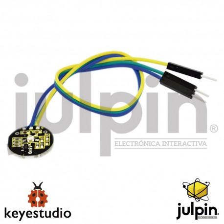 Módulo sensor de pulso o ritmo cardíaco XD-58C