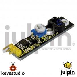 Módulo sensor de seguimiento de línea para ARDUINO