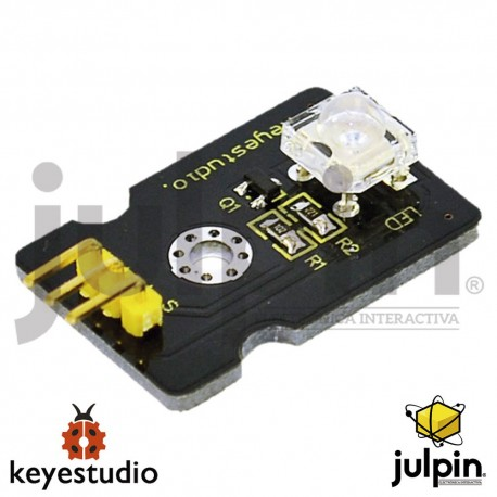 Módulo de luz LED Piranha para ARDUINO
