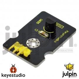 Módulo sensor de temperatura lineal LM35 para ARDUINO