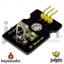 Módulo receptor de infrarrojos digital Compatible con ARDUINO