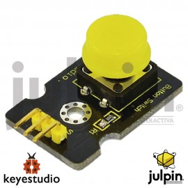 Módulo botón pulsador digital para ARDUINO