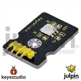 Módulo de LED RGB (tres colores) para ARDUINO
