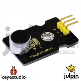 Módulo sensor de sonido analógico para ARDUINO