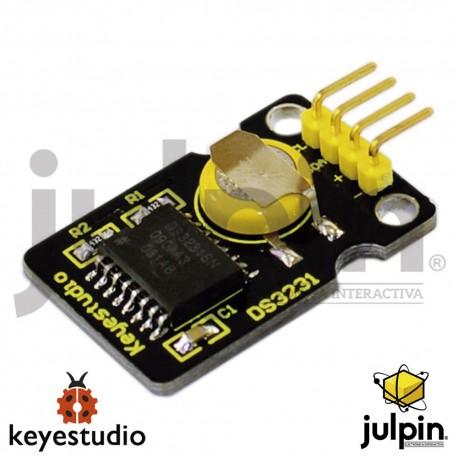 DS3231 Módulo de reloj para ARDUINO Keyestudio