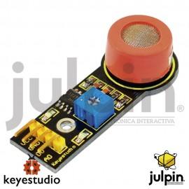 Módulo sensor análogo de alcohol (MQ-3) para ARDUINO