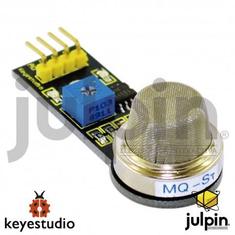 Módulo sensor de calidad del aire (MQ-135) para ARDUINO