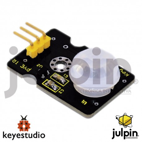 Módulo Sensor de movimiento PIR para ARDUINO