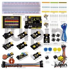 Kit de inicio con sensores para ARDUINO K-1