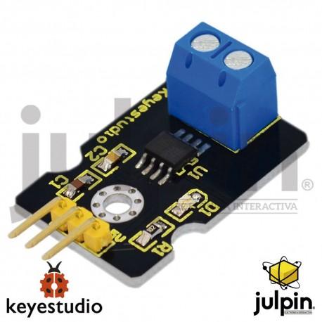 Sensor de corriente de 5A