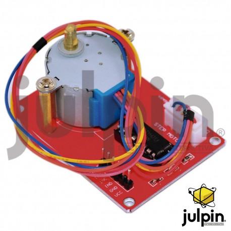 Motor paso a paso 5V con conductor ULN2003