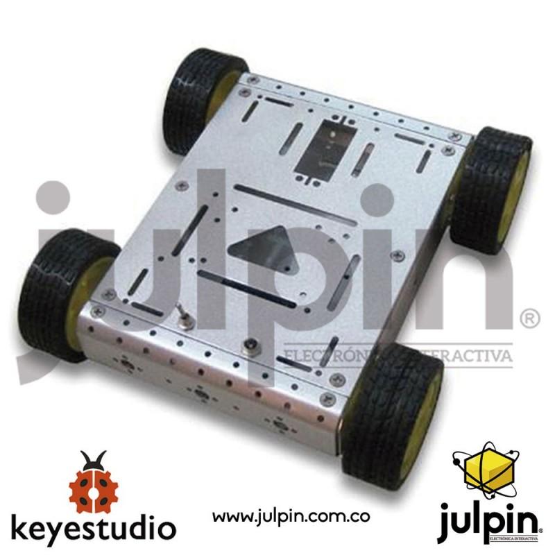Chasis metálico para carro de hasta 15 kilos - Grupo Julpin ...