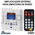 Reproductor amplificado de sonido ambiental