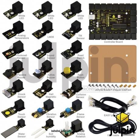 Kit de conexión fácil para inicio con ARDUINO