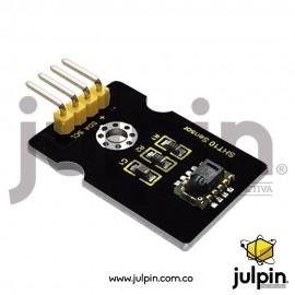 sensor digital de temperatura y humedad SHT10