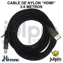CABLE HDMI DE 3.6 METROS
