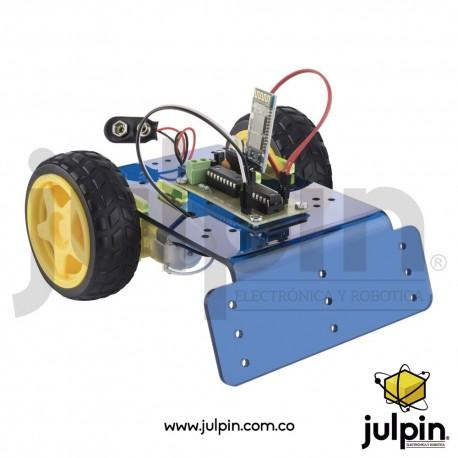 Kit Robot bluetooth sumo y soccer