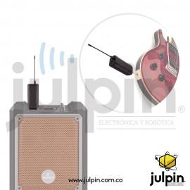 Transmisor inalámbrico de audio