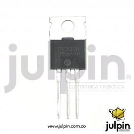 Transistor Mosfet IFR530N
