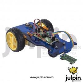 Kit Robot seguidor de línea