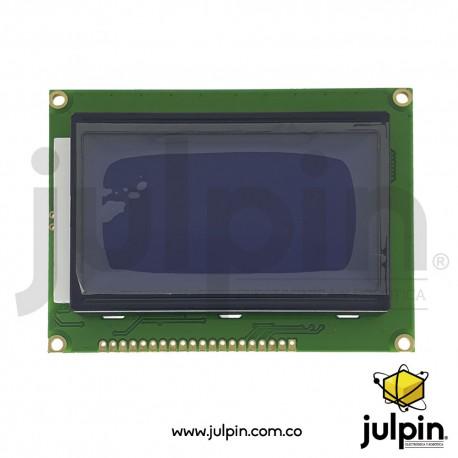 Pantalla LCD 128x64