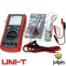 Multímetro digital con interfaz UT-70B