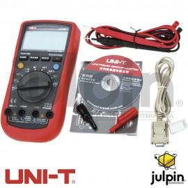 Multímetro digital automotríz UT-108