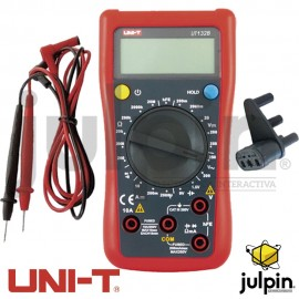 Multímetro digital UT-132B