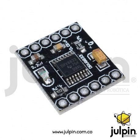 Módulo DRV8833 controlador de motor DC