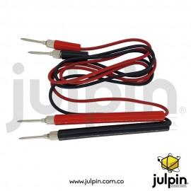 Cables con puntas largas