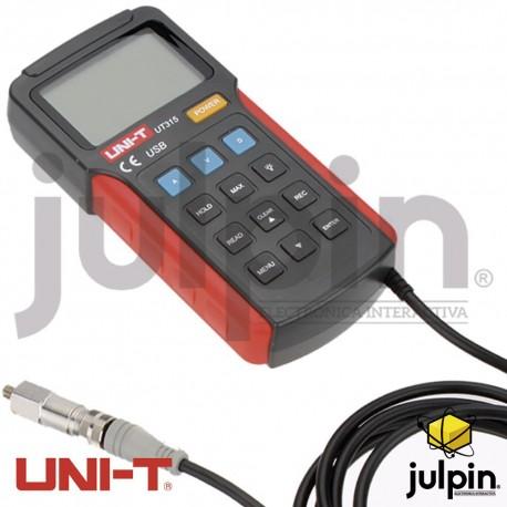 Vibrómetro digital. Serie UT315