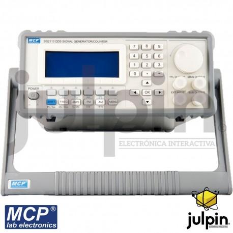 Generador digital de funciones. Serie SG2110