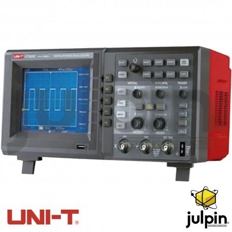 Osciloscopio digital. Serie UTD2042CE