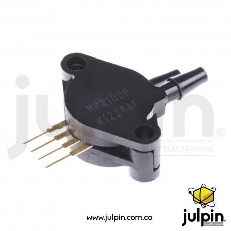 Sensor de presión diferencial MPX10DP