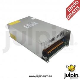 Fuente de poder switcheada 12V 40A 480W