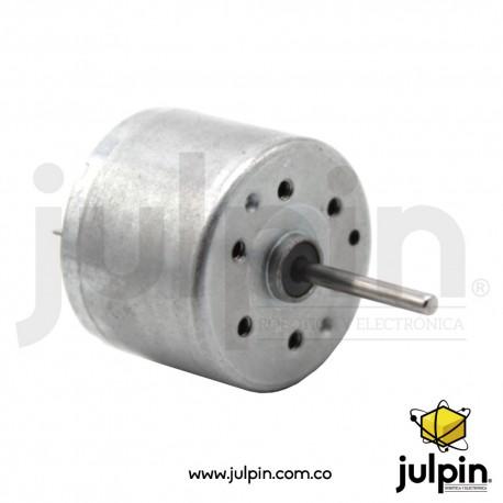 (1.5V-6V) Motor eléctrico 130