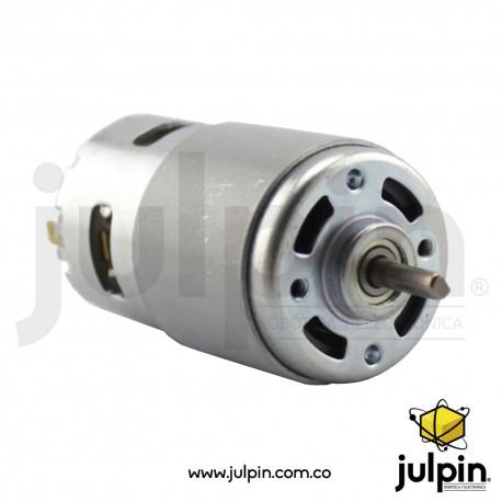 (12V-24V) Motor RS795 de alto par y potencia