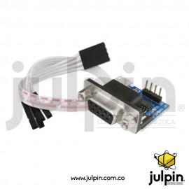 Módulo convertidor serial max3232 RS232 a TTL