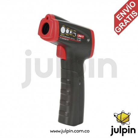 Termómetro infrarrojo para industrial