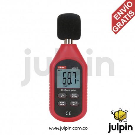 Medidor de nivel de sonido UT353
