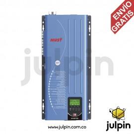 Inversor de baja frecuencia de 5KW a 48V. Fase dividida