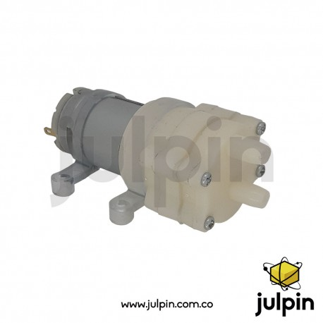 (12V) Motor de bombeo con motor 365