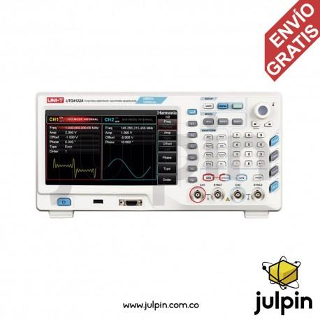 (120Mhz) Generador de funciones arbitrario. UTG4122A