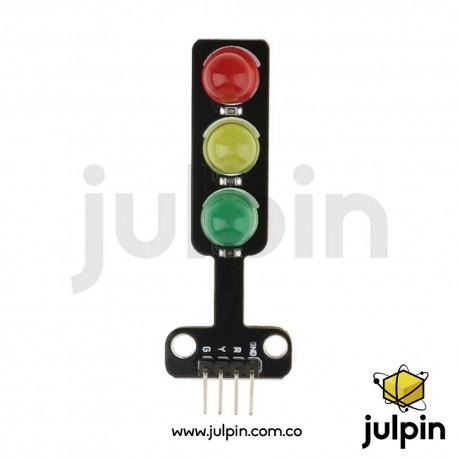 módulo semáforo LED