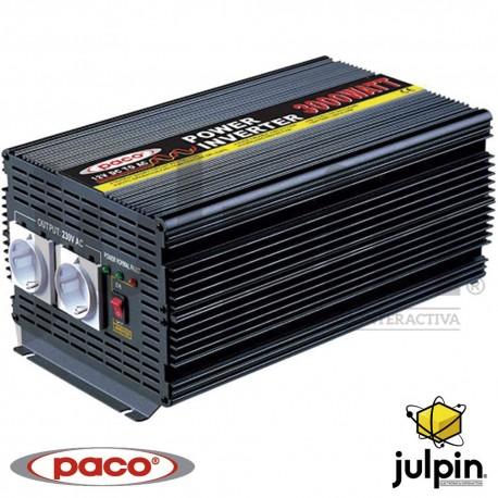 INVERSOR DE CORRIENTE DE 3000 Watts