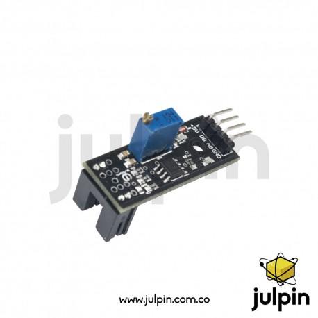 Foto interruptor infrarrojo