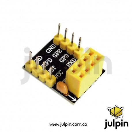 Adaptador para ESP8266 ESP-01