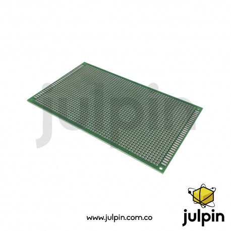 PCB universal de doble cara 9cm x 15cm