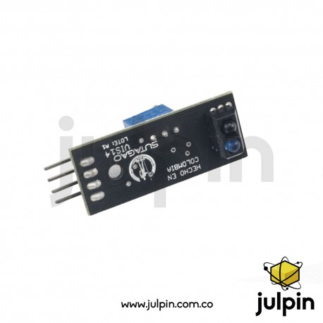 Sensor seguidor de línea TCRT5000